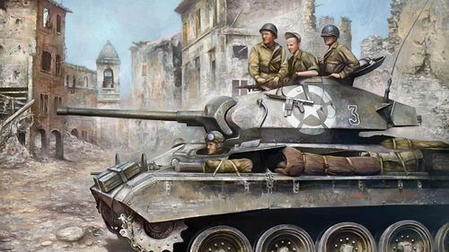 Hearts of Iron III Artwork 8