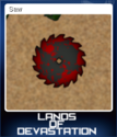 Lands Of Devastation Card 3