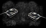 Men of War Assault Squad 2 Background AS2 - PzKpfw VI Ausf. E Tiger - Winter
