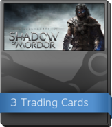 Middle-earth Shadow of Mordor Booster Pack