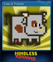 Mindless Running Card 5