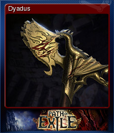 Path of Exile Card 12