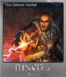 Risen 3 - Titan Lords Foil 3