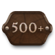 Steam Winter 2018 Knick-Knack Collector Badge 500