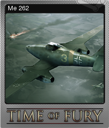 Time of Fury Foil 5