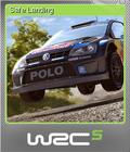 WRC 5 FIA World Rally Championship Foil 2