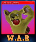Wild Animal Racing Card 5