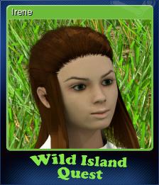 Wild Island Quest Card 3
