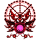 Arcana Heart 3 LOVE MAX!!!!! Badge 4