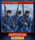 Battleplan American Civil War Card 3