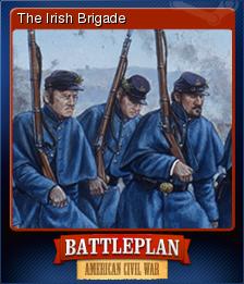 Battleplan American Civil War Card 3