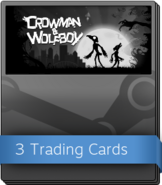 Crowman & Wolfboy Booster Pack