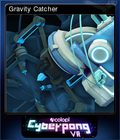 Cyberpong VR Card 1