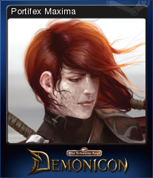 Demonicon Card 3