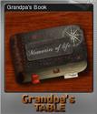 Grandpa's Table Foil 06