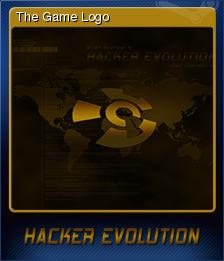 Hacker Evolution Card 2