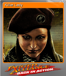 Killer Lady (Foil)
