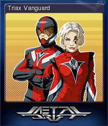 Metal Drift Card 5