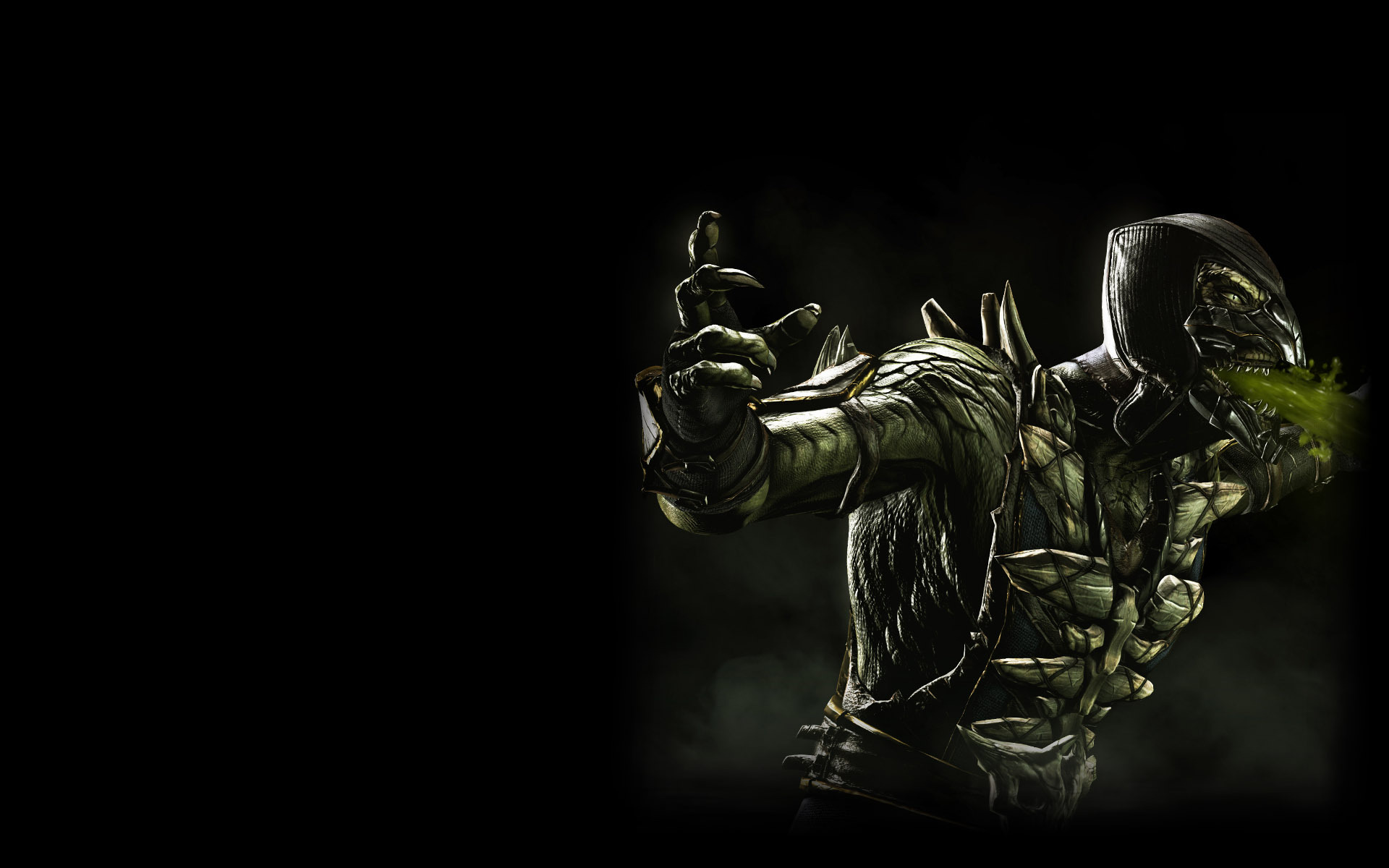 image - mortal kombat x background reptile | steam trading cards