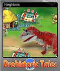 Prehistoric Tales Foil 6