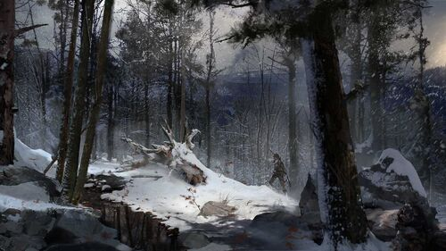 Rise of the Tomb Raider Artwork 3
