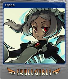 Skullgirls Foil 13