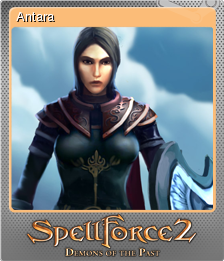 SpellForce 2 - Demons of the Past Foil 1