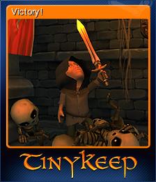 TinyKeep Card 5