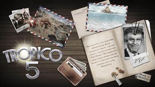 Tropico 5 Artwork 5