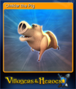 Villagers and Heroes Card 08