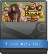 12 Labours of Hercules II The Cretan Bull Booster Pack