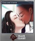 Black Closet Foil 6