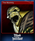 Blood of the Werewolf Card 6