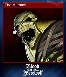 Blood of the Werewolf Card 6
