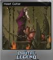 Brutal Legend Foil 11