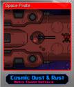 Cosmic Dust & Rust Foil 1