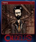 Crudelis Card 4