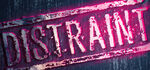 DISTRAINT Logo