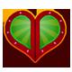 Dungeon Hearts Badge 2