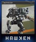 HAWKEN Card 4