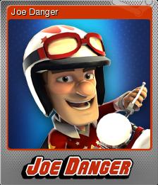 Joe Danger Foil 1