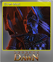 Legends of Dawn Foil 4