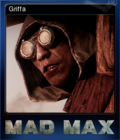 Mad Max Card 5