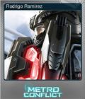 Metro Conflict Foil 6