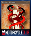 Motorcycle Club Card 1