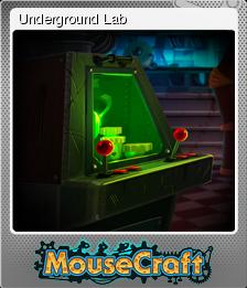 MouseCraft Foil 5