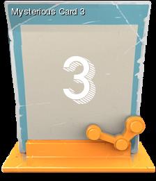 Mysterious Card 03