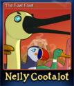 Nelly Cootalot The Fowl Fleet Card 9