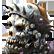 Northmark Hour of the Wolf Emoticon SkeletonHead