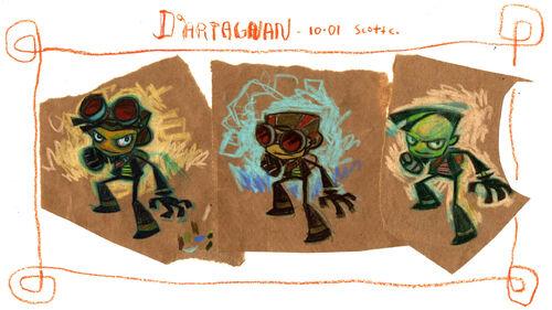 Psychonauts Artwork 3
